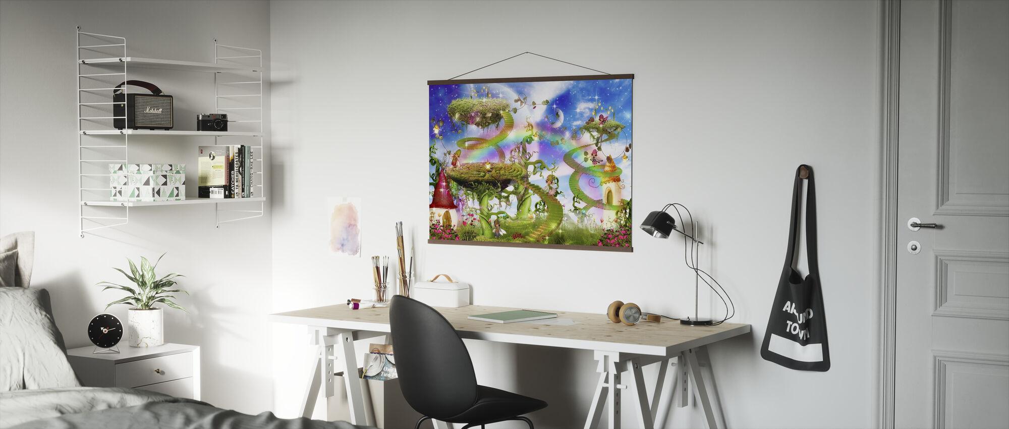 Magic Rainbow - Poster - Office