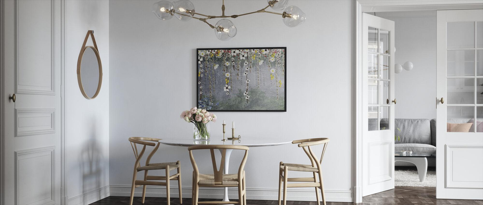 Anheng Blossom - Innrammet bilde - Kjøkken