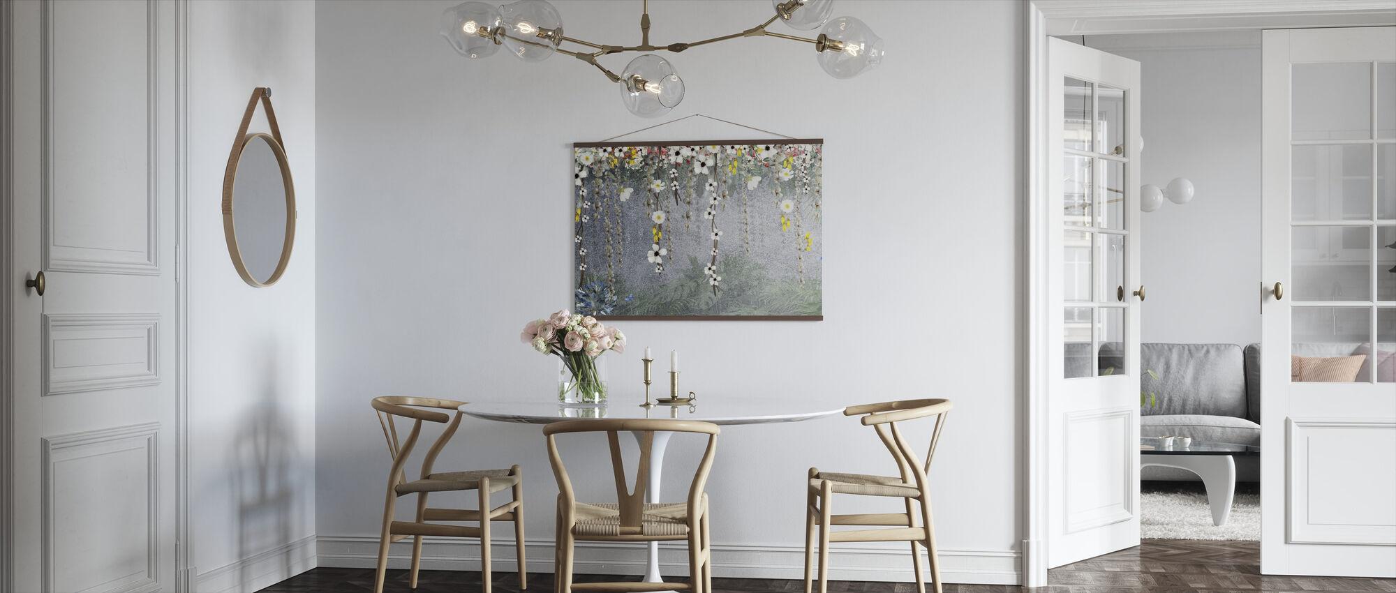 Pendent Blossom - Poster - Kitchen