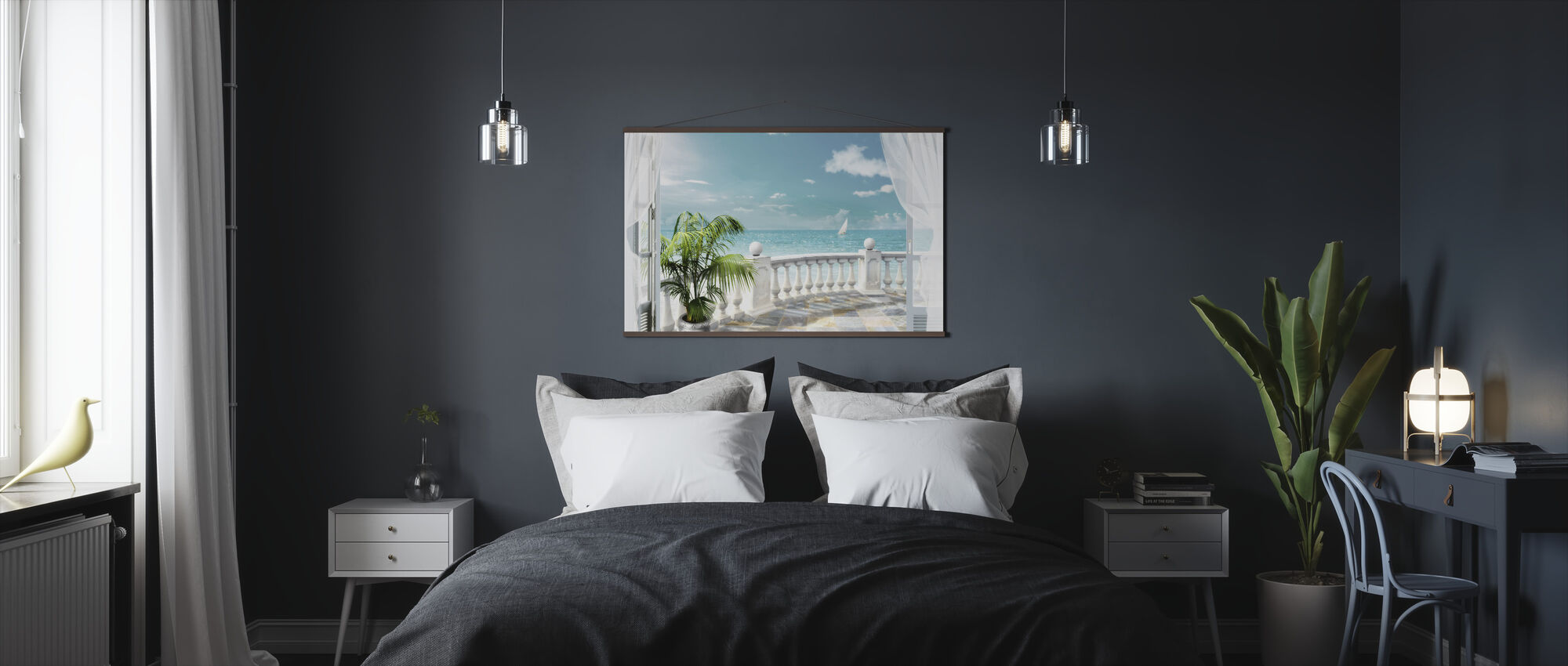 Crystal Clear Water - Poster - Bedroom