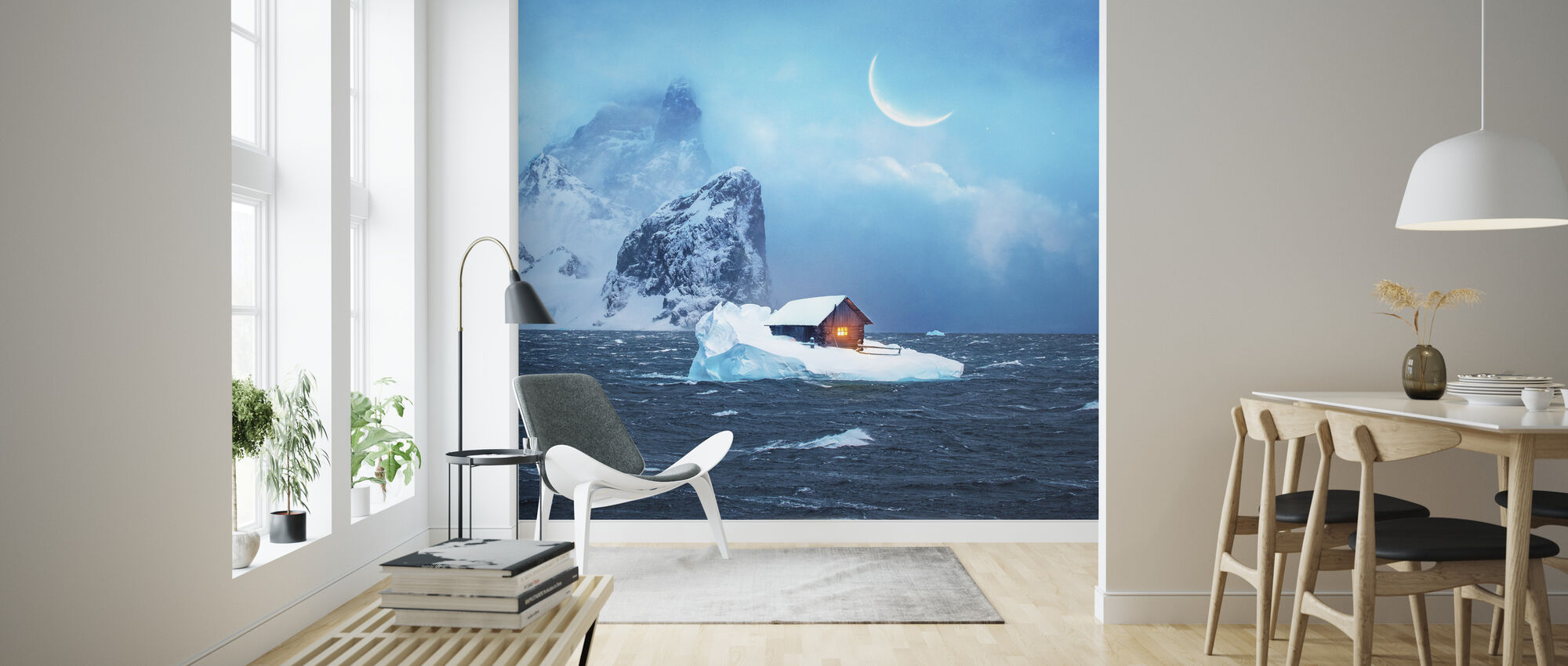 Last Spring - Wallpaper - Living Room