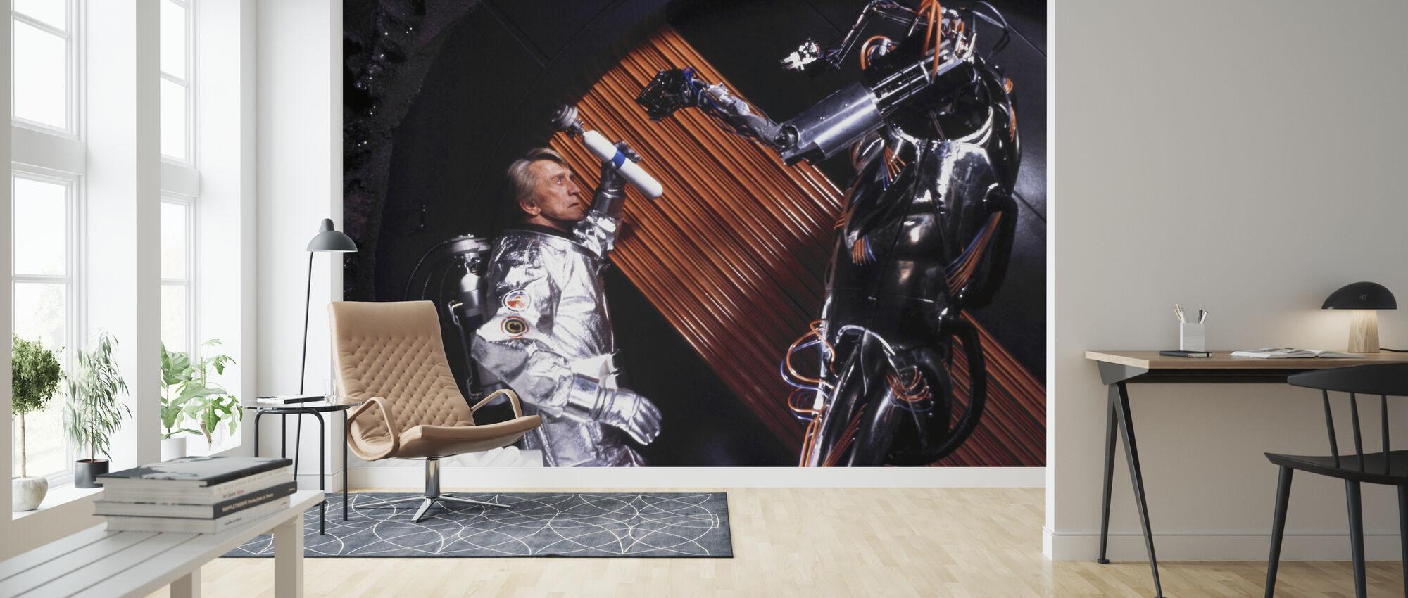 Saturn 3 - Kirk Douglas - Wallpaper - Living Room