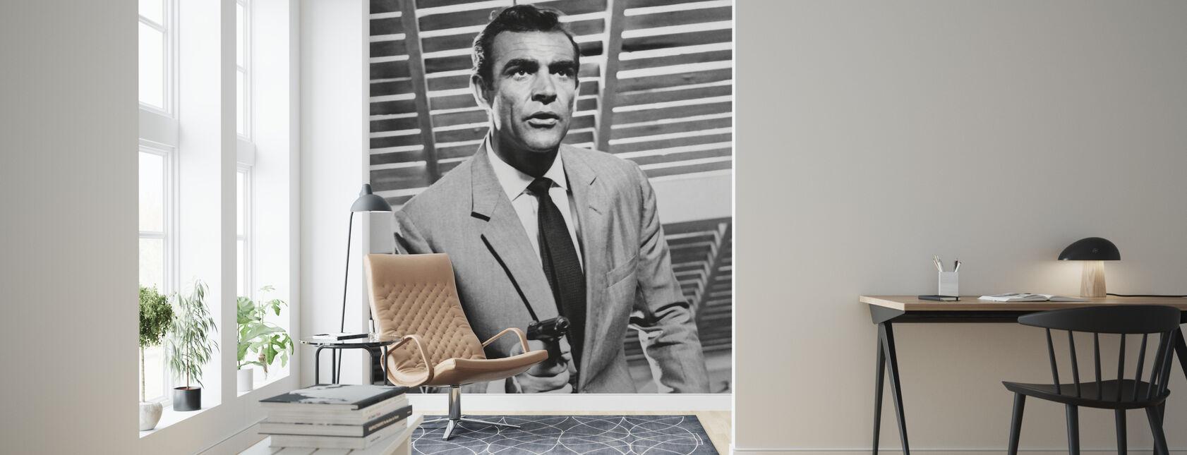 James Bond - Sean Connery - Tapetti - Olohuone