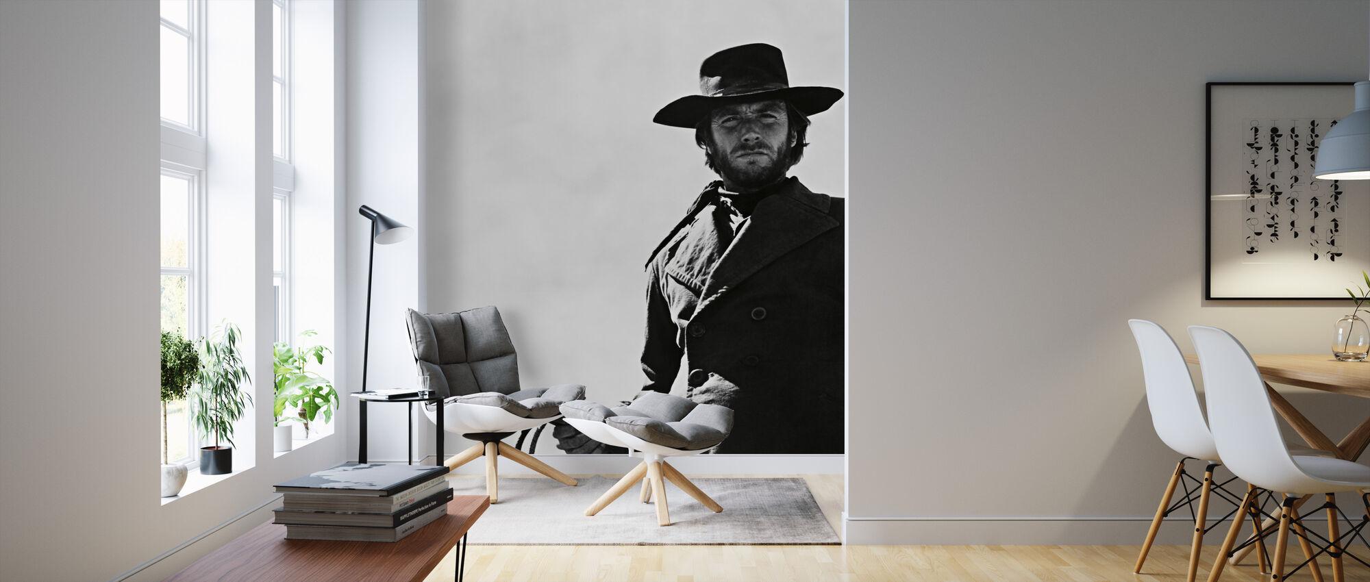 High Plains Drifter - Clint Eastwood - Behang - Woonkamer