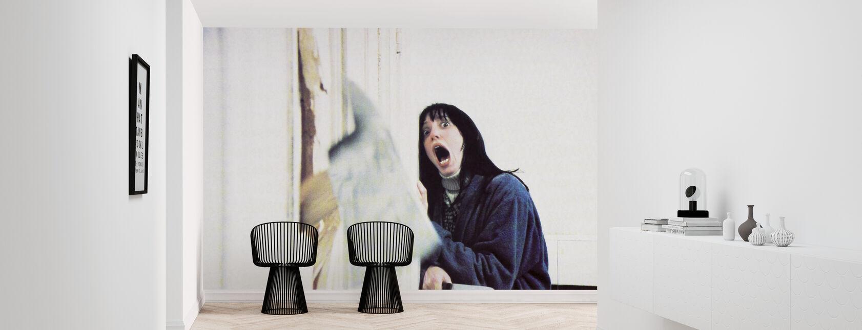Shining - Shelley Duvall - Wallpaper - Hallway