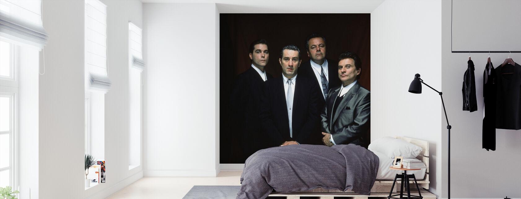 Goodfellas - Robert De Niro - Wallpaper - Bedroom