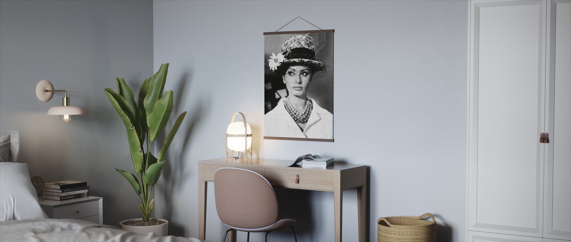 Millionairess - Sophia Loren - Poster - Office