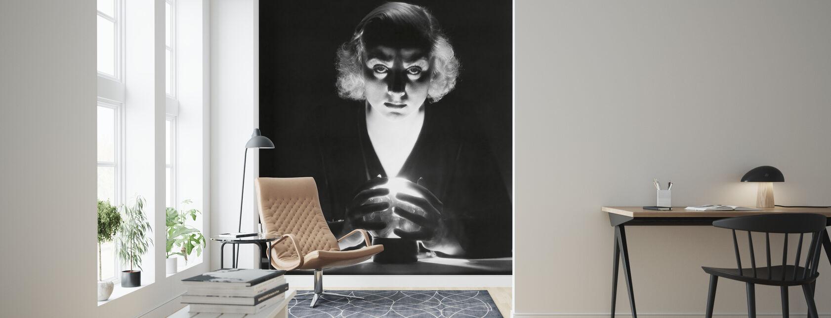 Supernatural - Carole Lombard - Wallpaper - Living Room