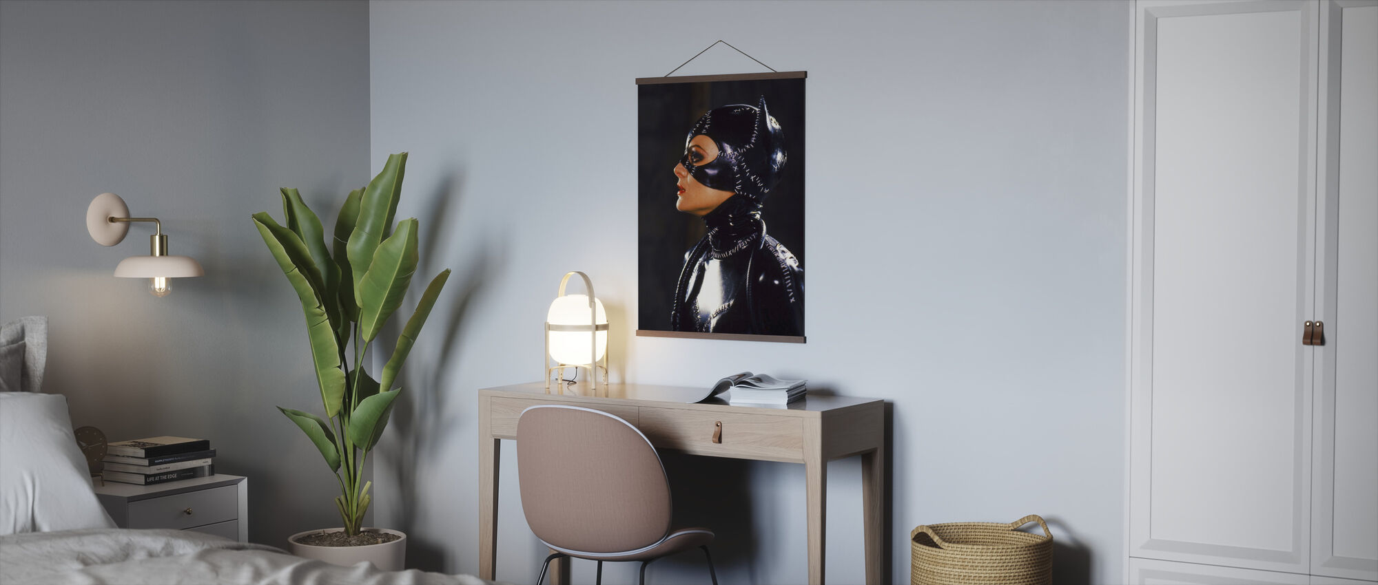Catwoman - Michelle Pfeiffer - Poster - Office