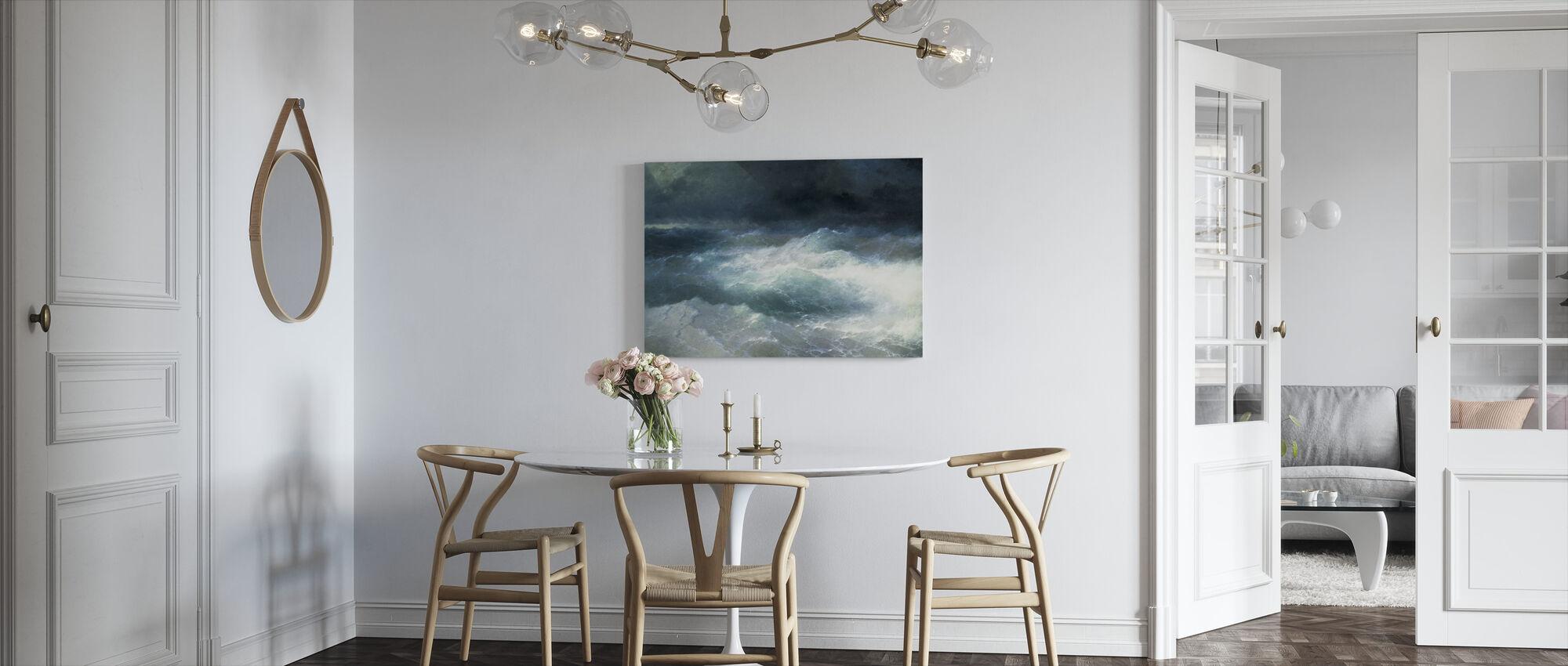 Between the Waves - Ivan Aivazovsky - Canvas print - Kitchen