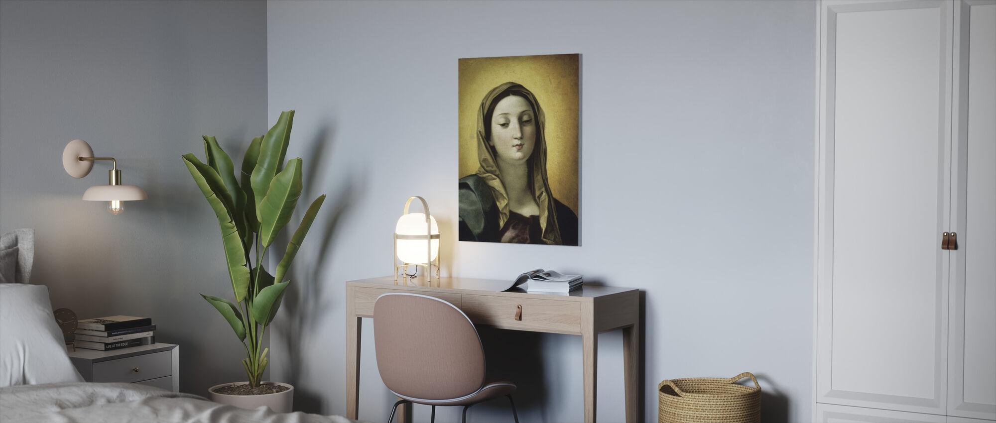 Madonna - Guido Reni - Lerretsbilde - Kontor