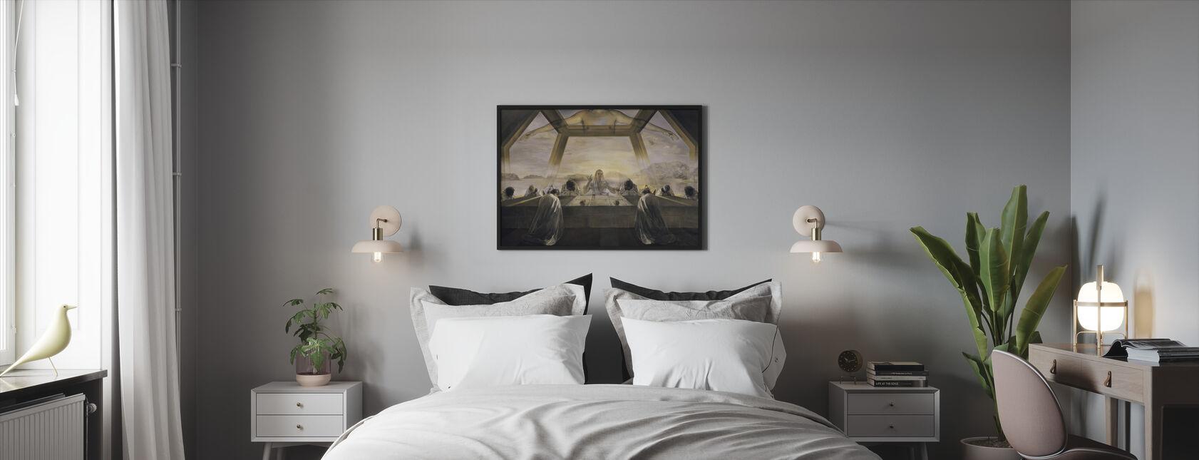 Abendmahl - Salvador Dali - Gerahmtes bild - Schlafzimmer