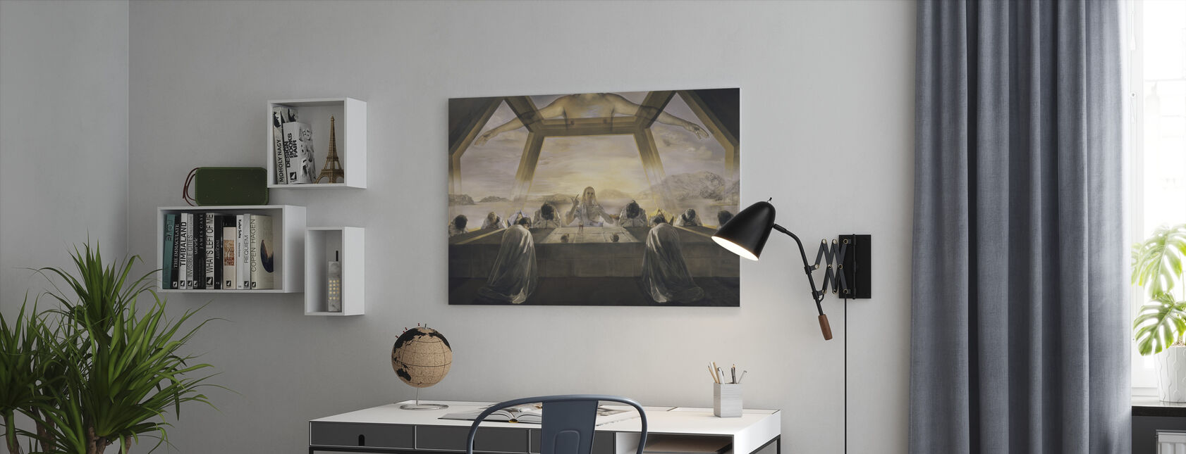 Sacrament of the Last Supper - Salvador Dali - Canvas print - Office