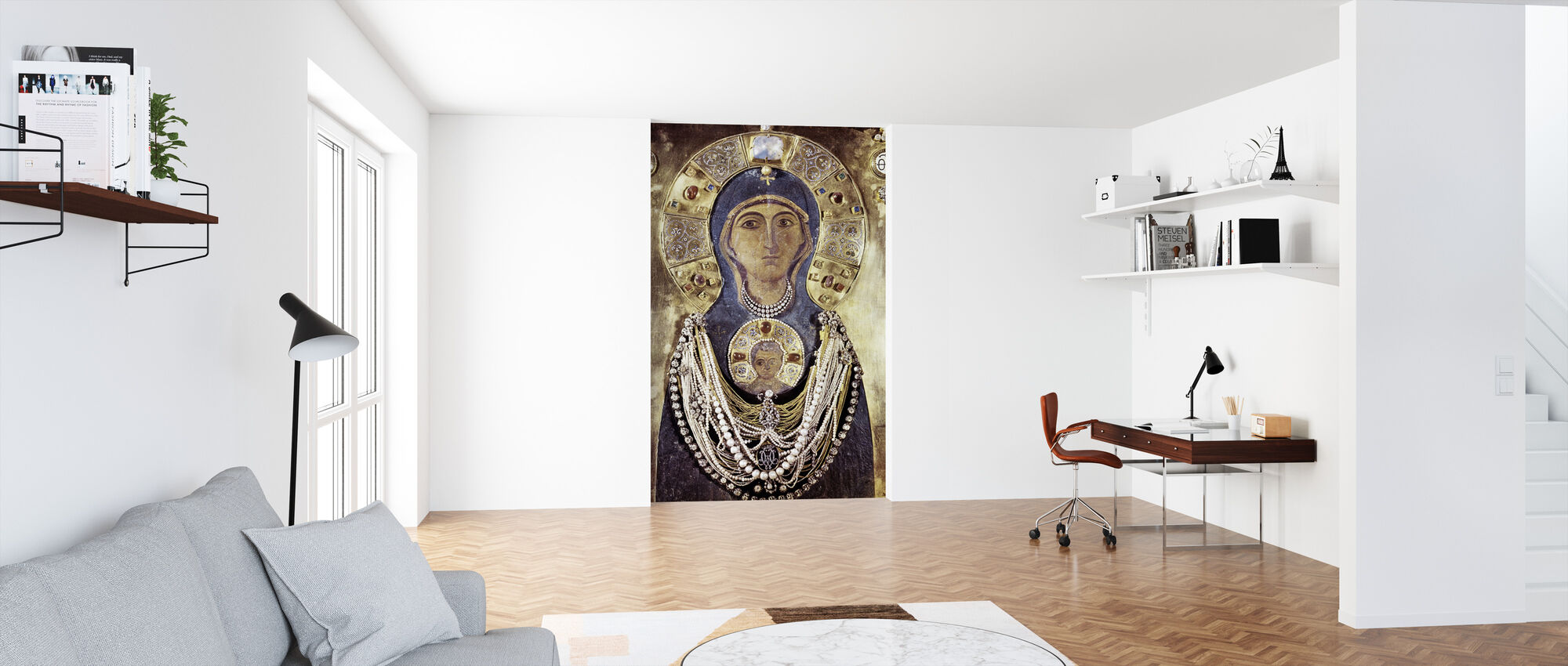 Madonna Icons - Wallpaper - Office