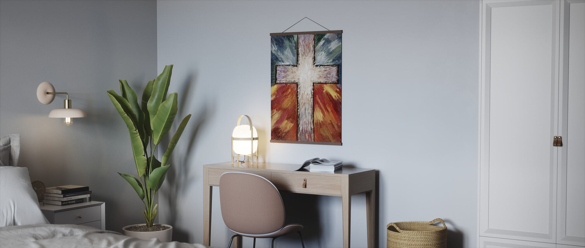 Cross of Eternity - Sven Lindstrom - Poster - Office