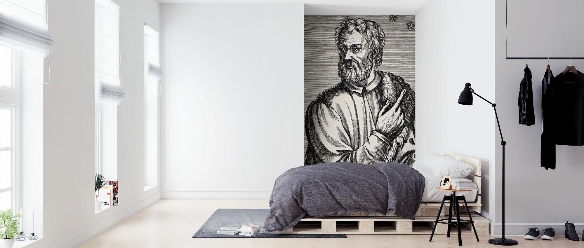 Christopher Columbus - Wallpaper - Bedroom