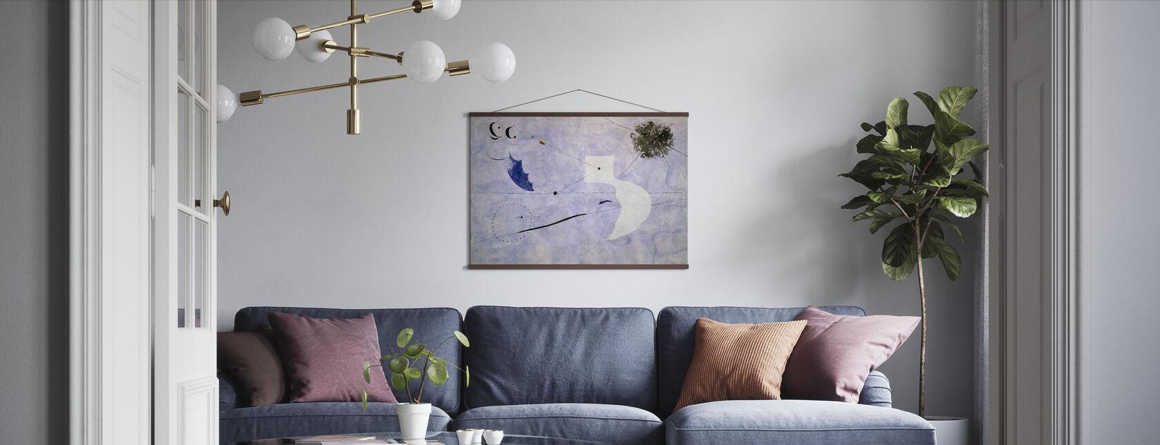 Lap - Joan Miro - Plakat - Stue