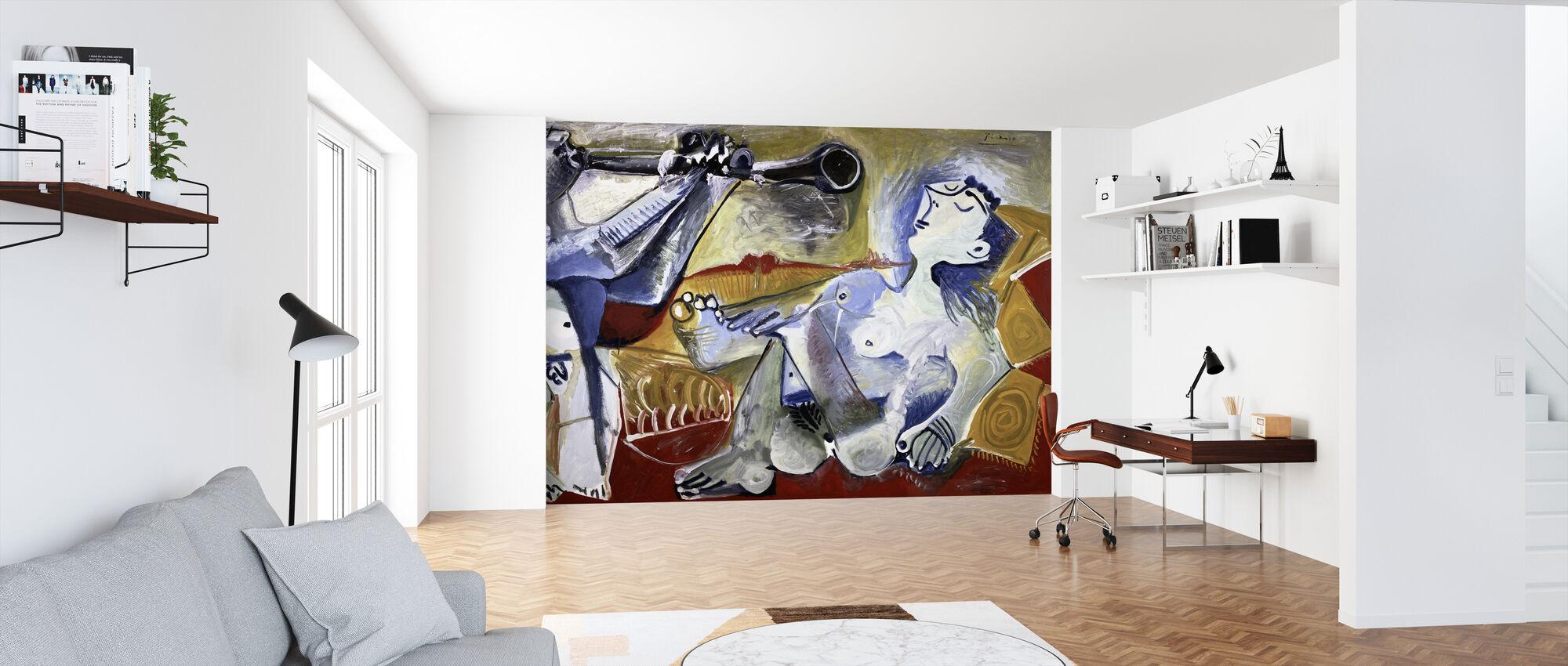 L Aubade - Pablo Picasso - Tapet - Kontor