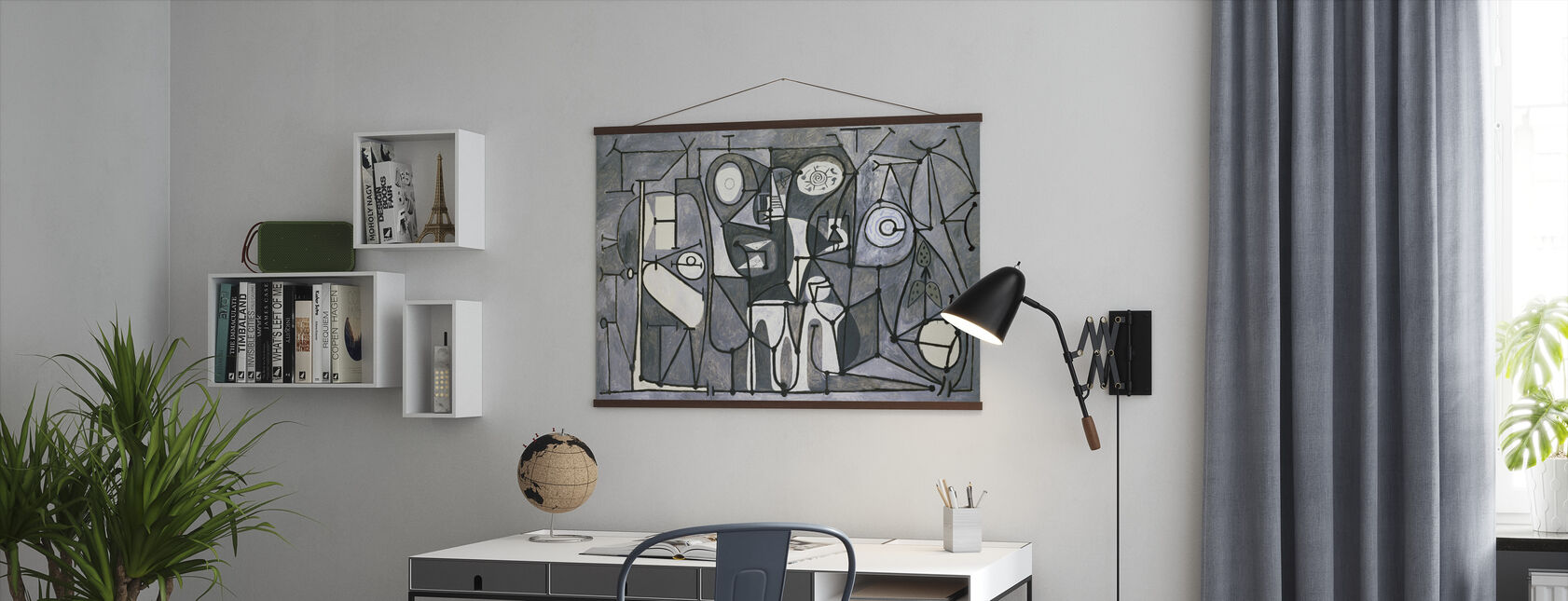 Kitchen - Pablo Picasso - Poster - Office
