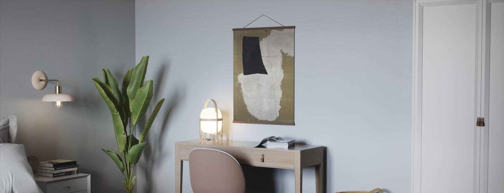 Tyrefægter - Joan Miro - Plakat - Kontor