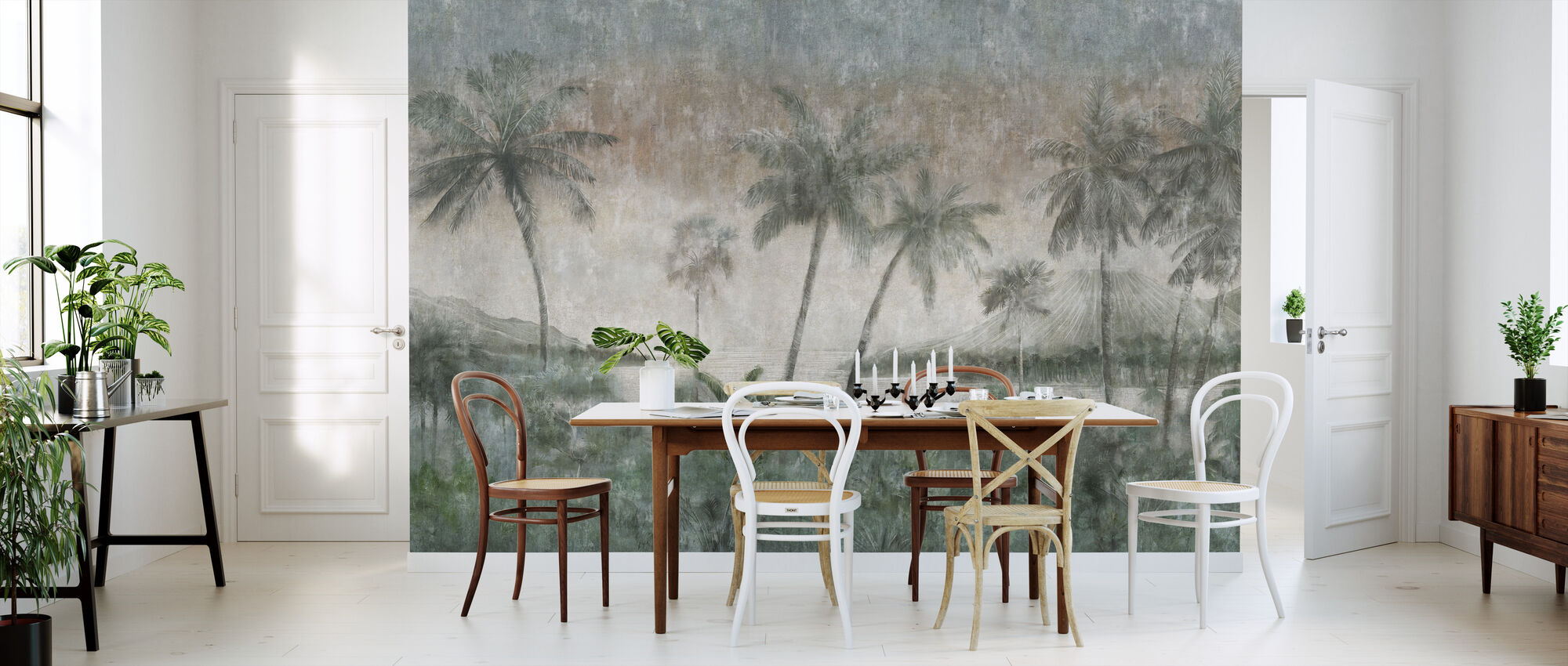 Waikiki - Wallpaper - Kitchen