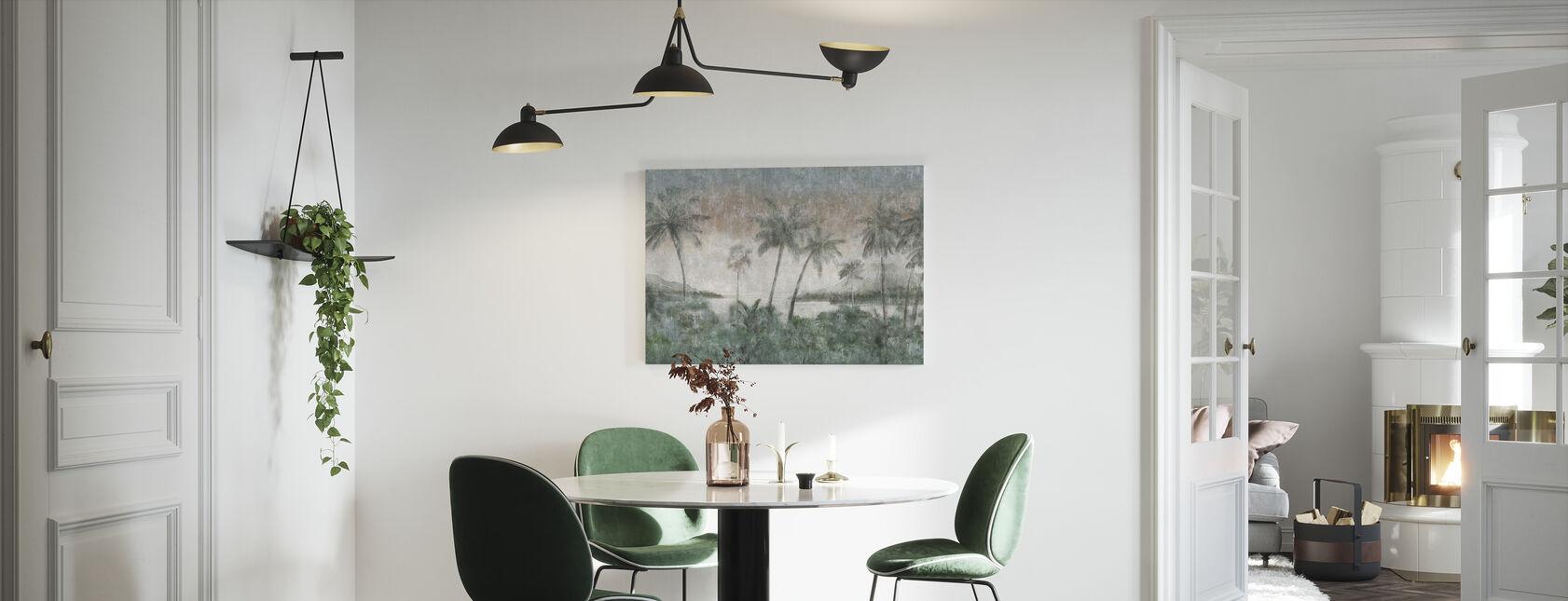 Waikiki - Leinwandbild - Küchen