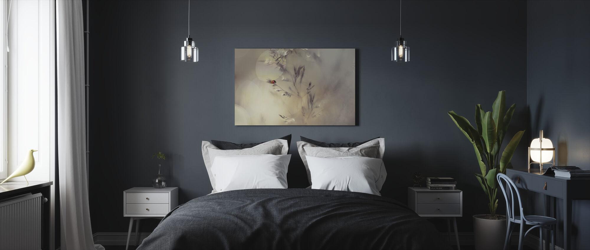 Little Lady - Canvas print - Bedroom