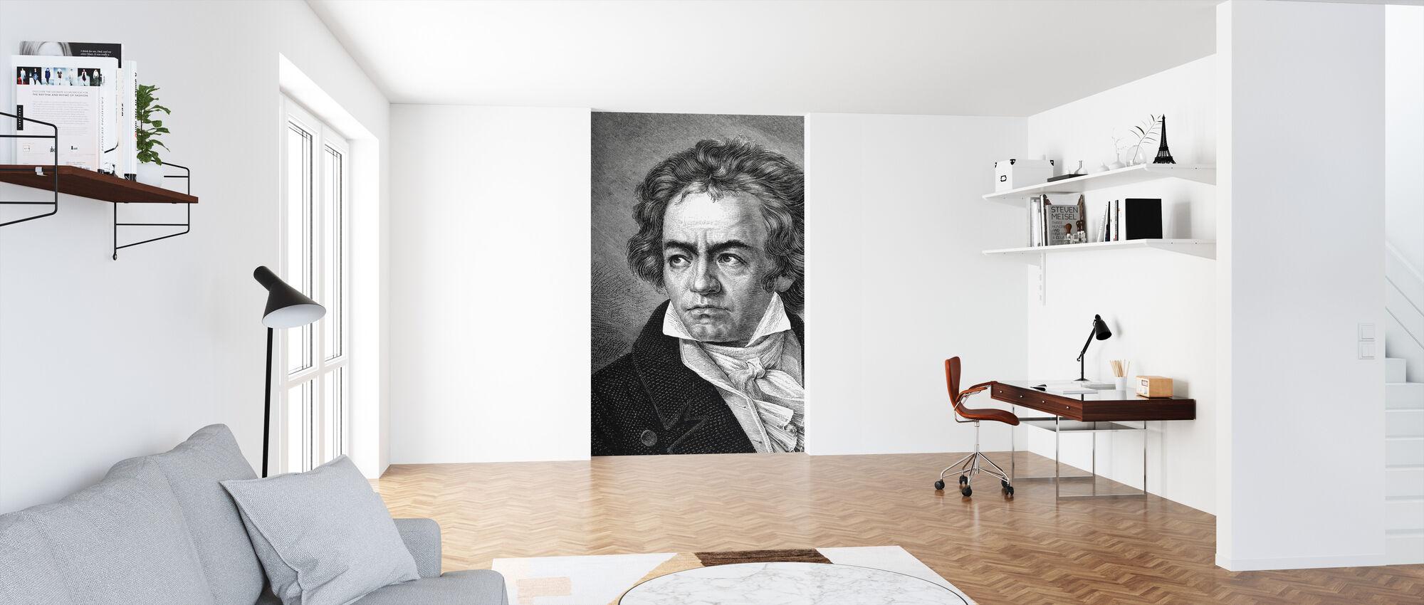 Ludwig van Beethoven - Wallpaper - Office