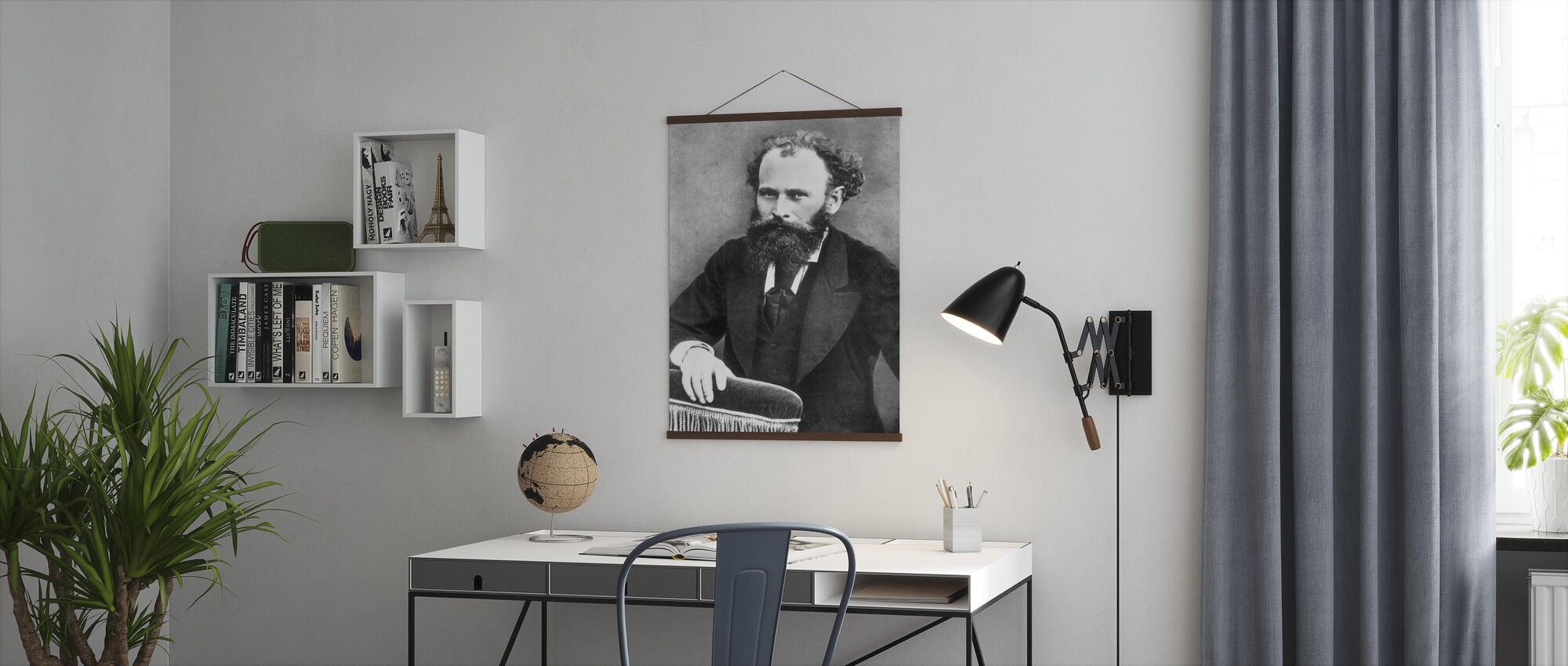 Edward Manet - Poster - Office