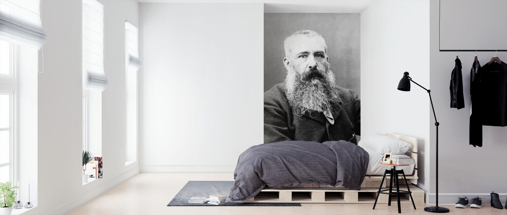 Claude Monet - Wallpaper - Bedroom