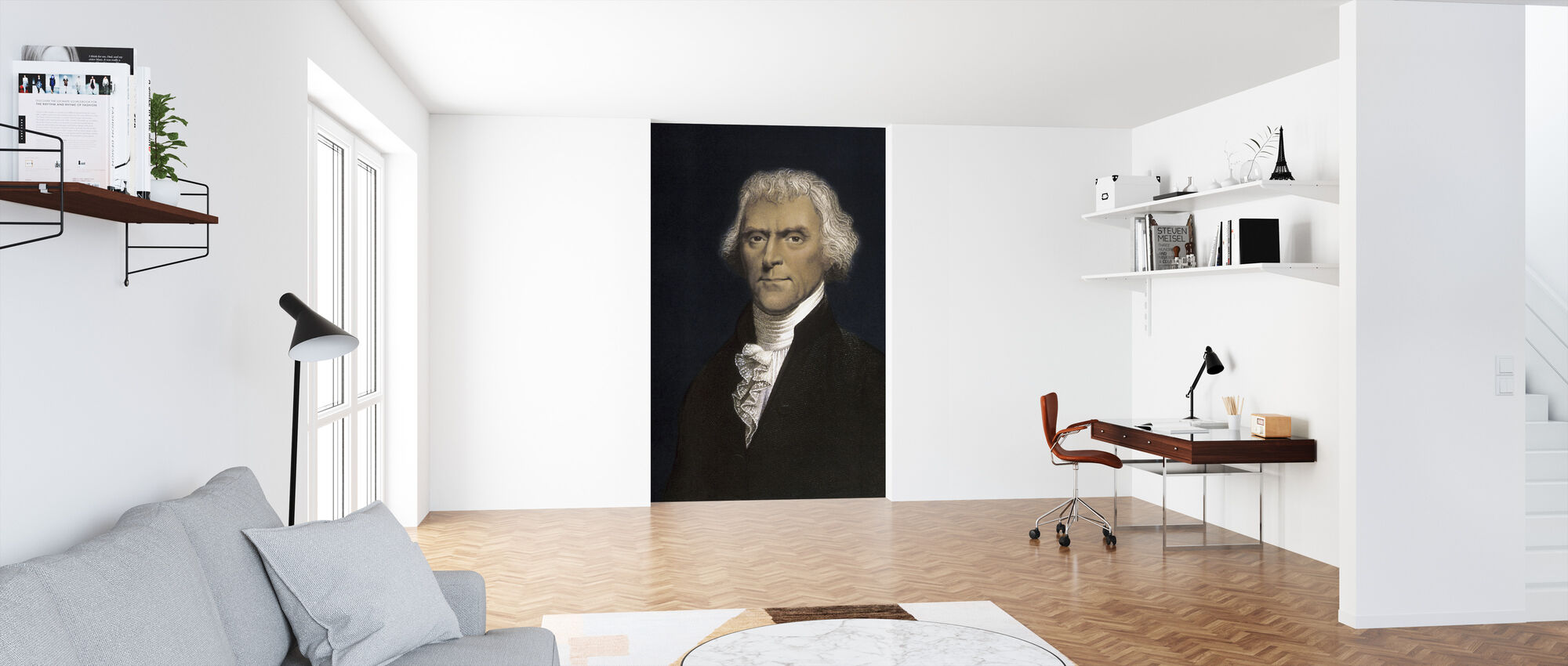 Thomas Jefferson - Wallpaper - Office