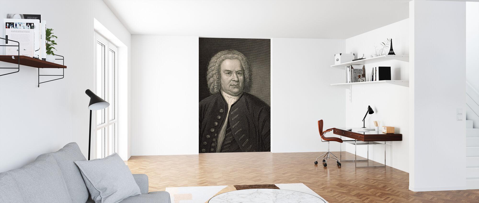 Johann Sebastian Bach - Wallpaper - Office