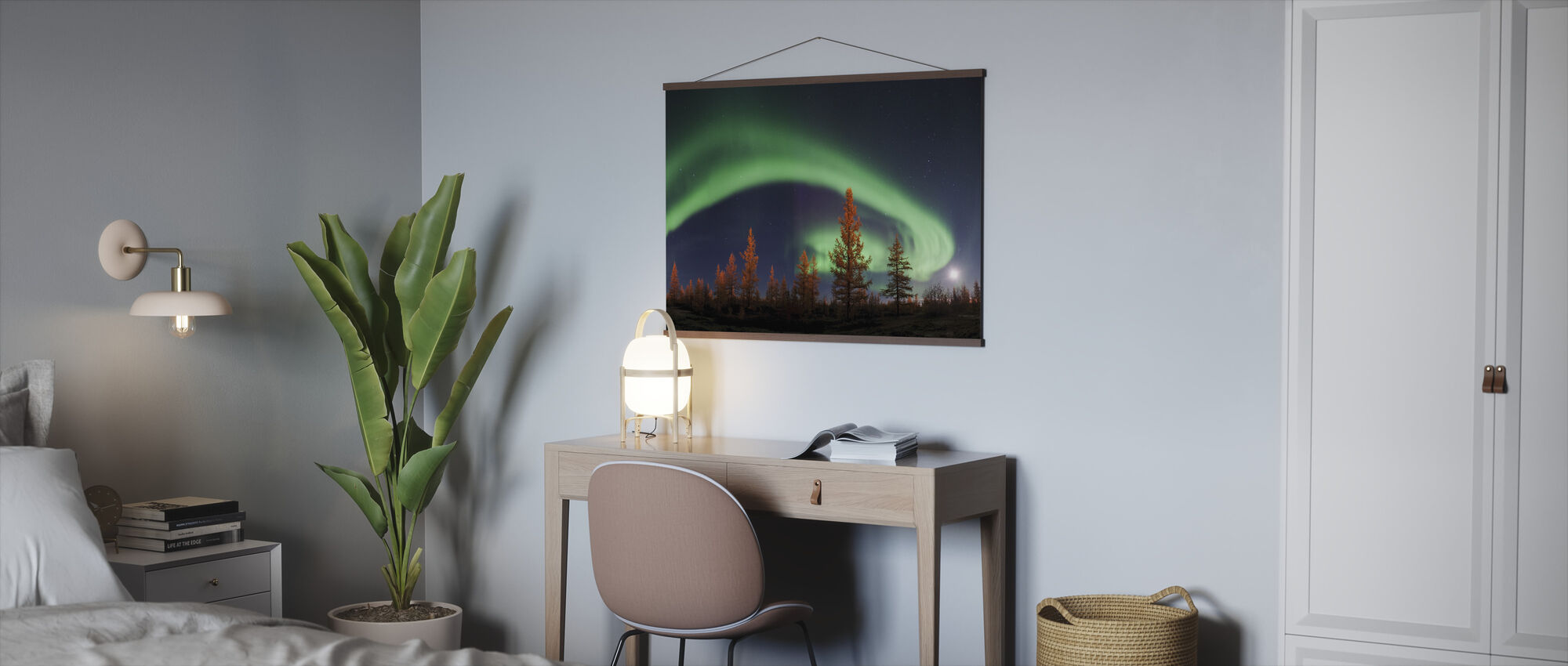 Northern Lights - Poster - Office