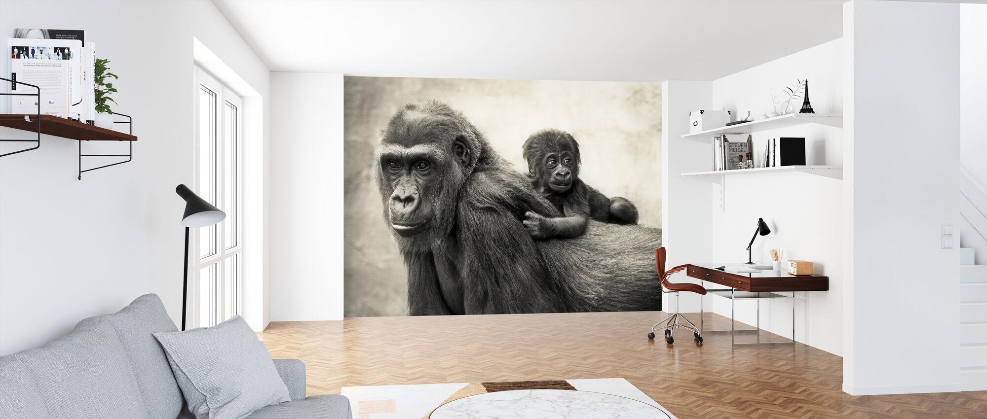 L I F E - Wallpaper - Office