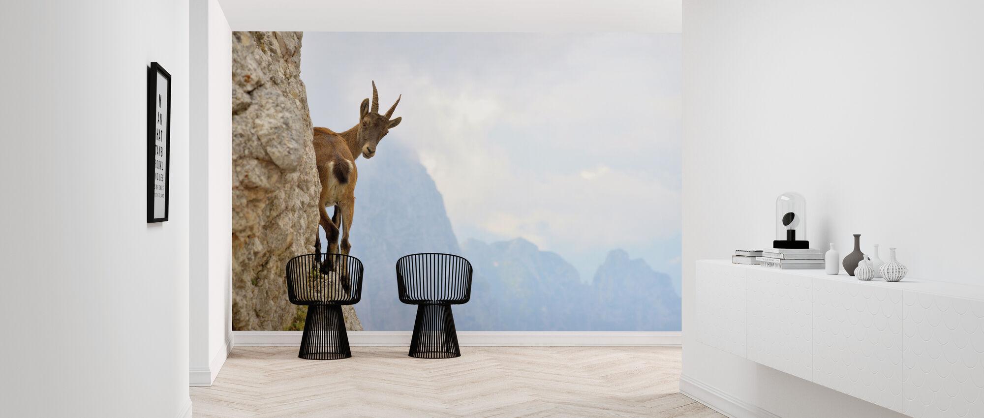 Suspense - Wallpaper - Hallway
