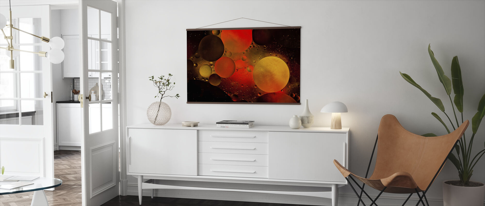 Astronomical - Poster - Living Room