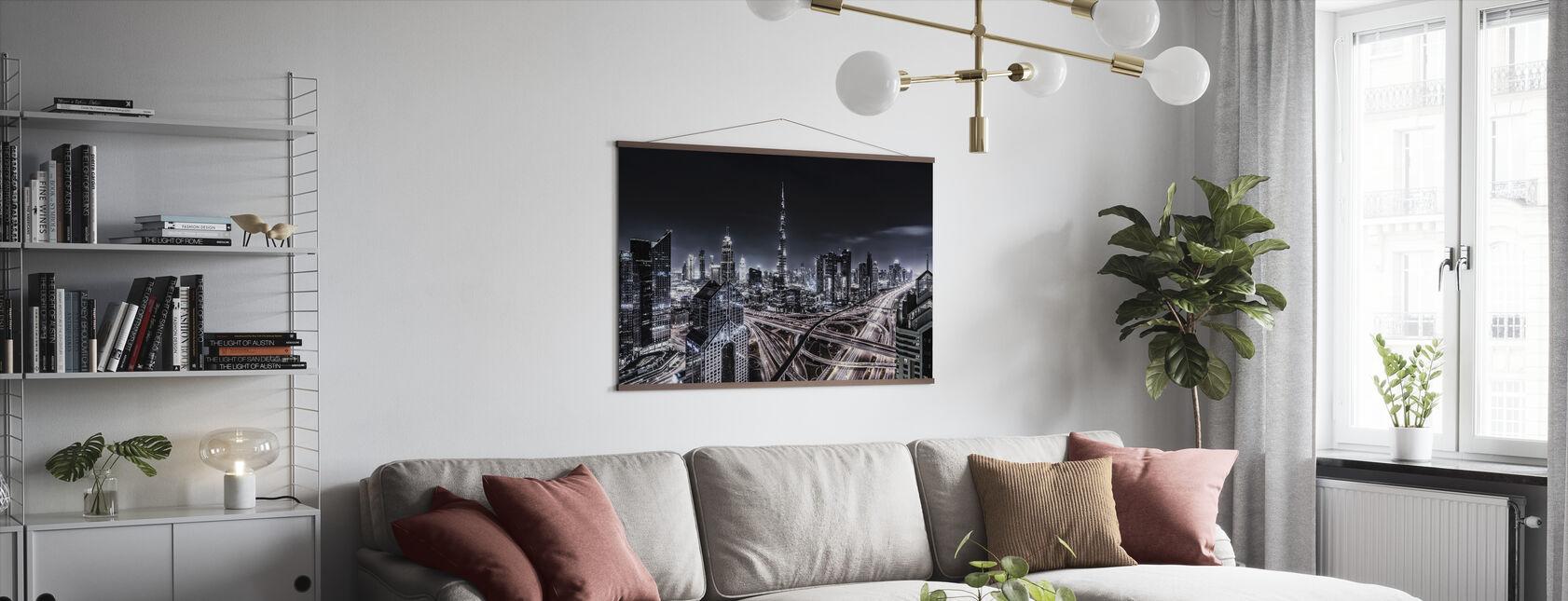 Magnum - Poster - Living Room