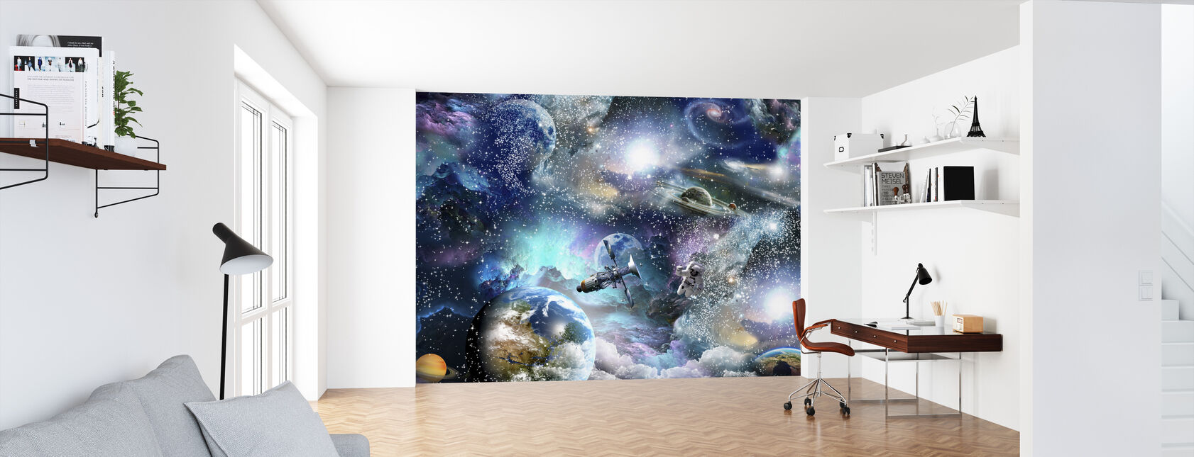 Space Essay - Wallpaper - Office