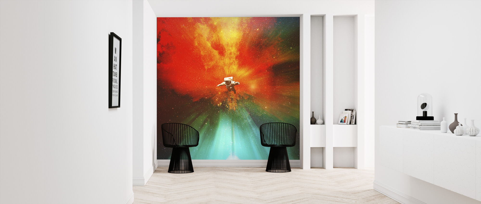 Stranded - Wallpaper - Hallway