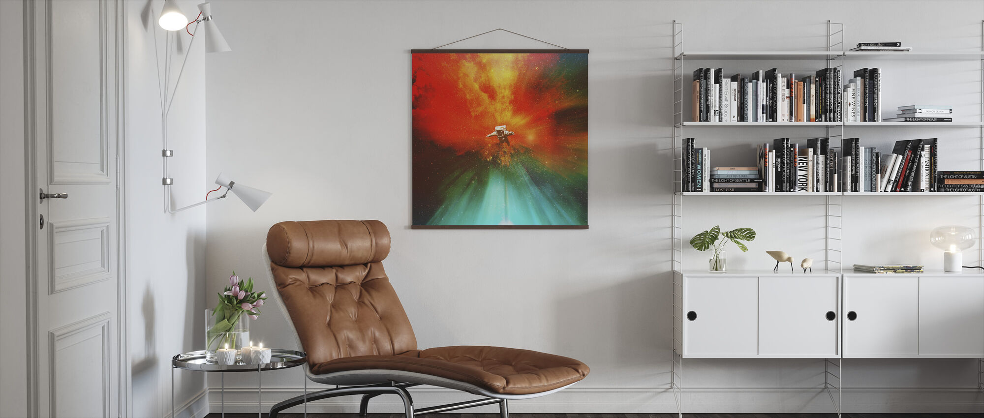 Stranded - Poster - Living Room