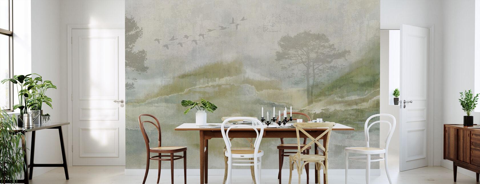 Dreamy Landscape - Wallpaper - Kitchen