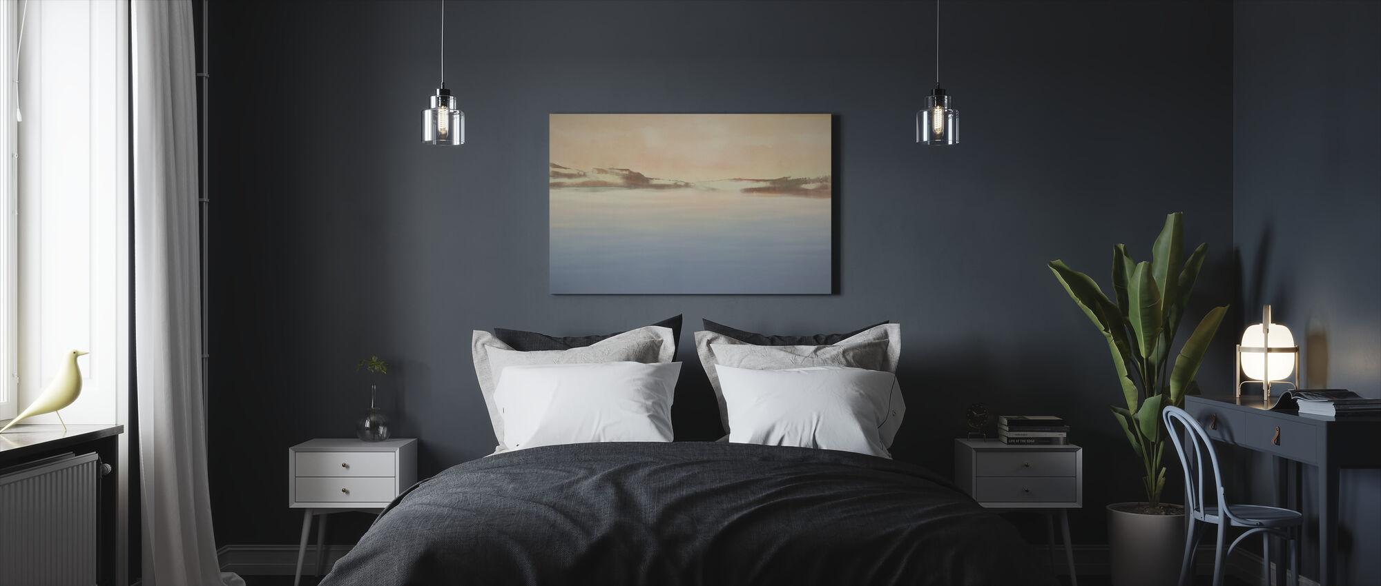 Dreamy Light II - Canvas print - Bedroom