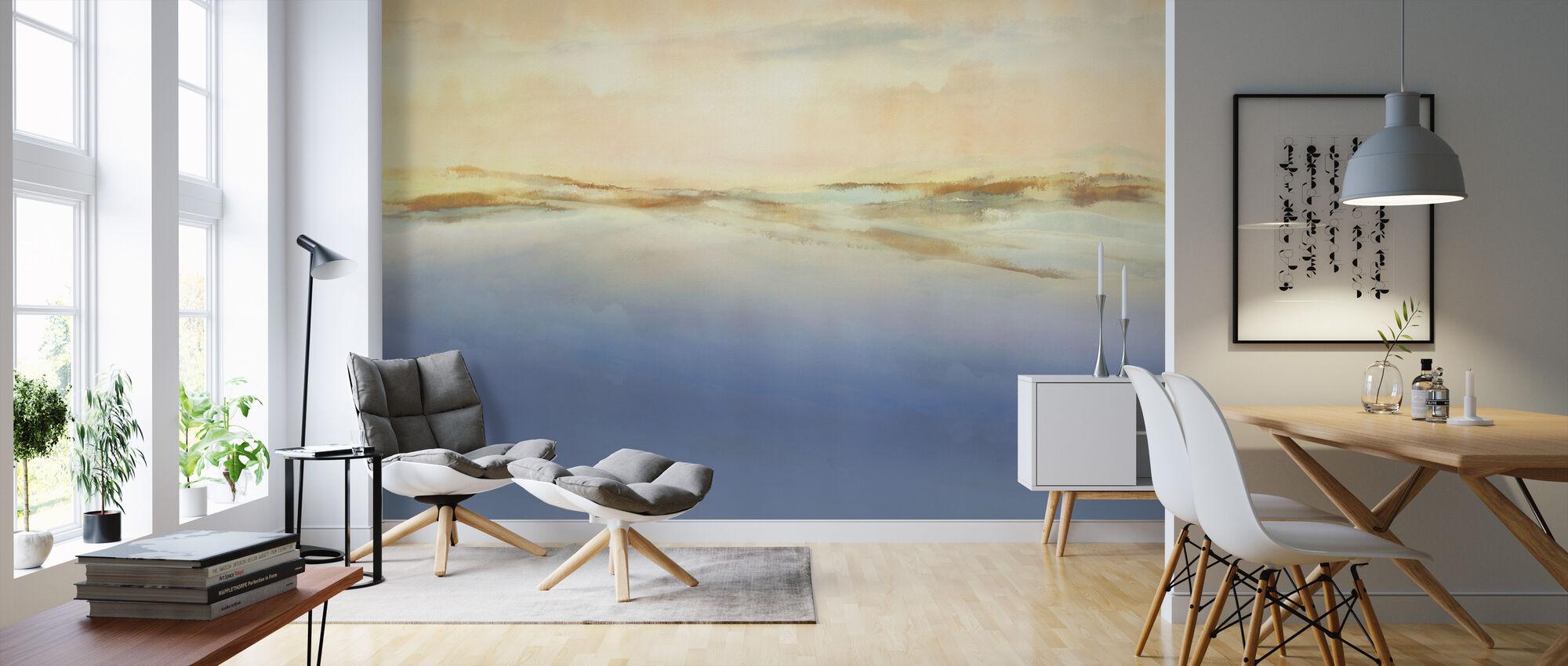 Dreamy Light IV - Wallpaper - Living Room