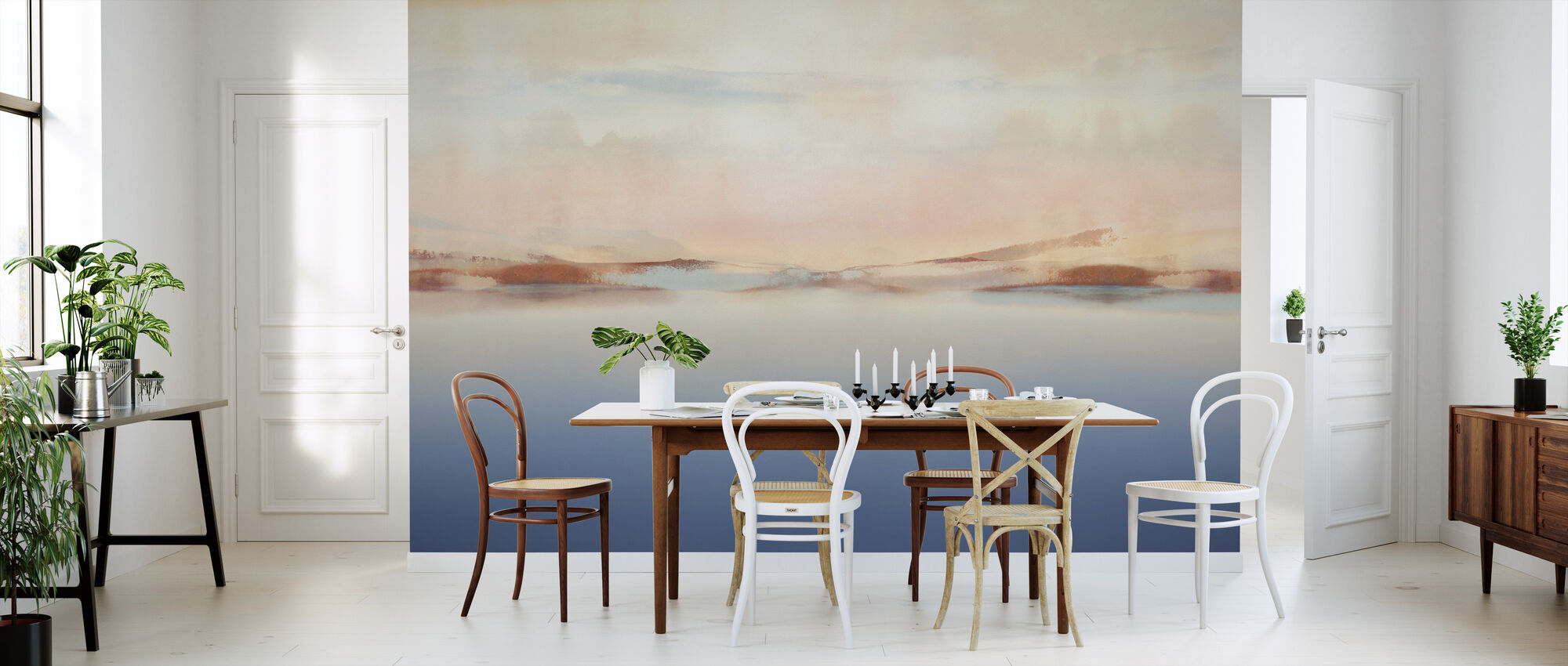 Dreamy Light V - Wallpaper - Kitchen