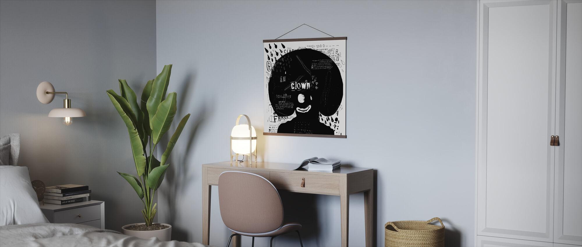 Clown - Poster - Office