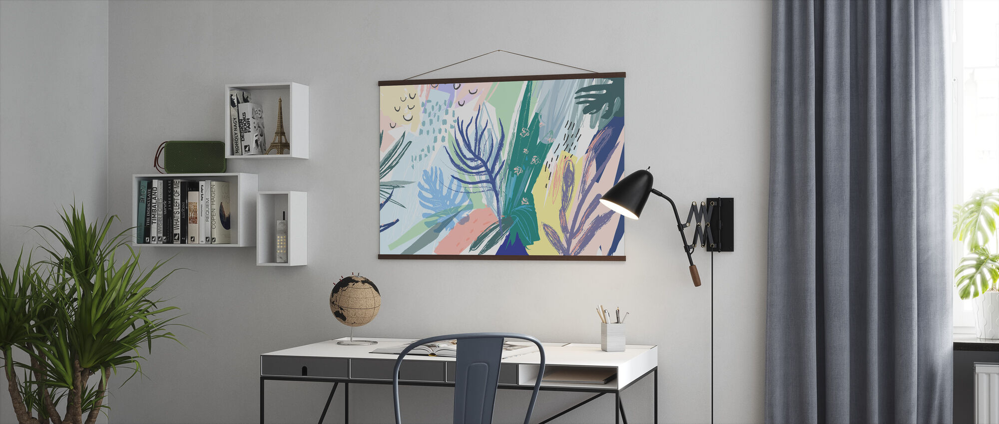 Floralial - Poster - Office