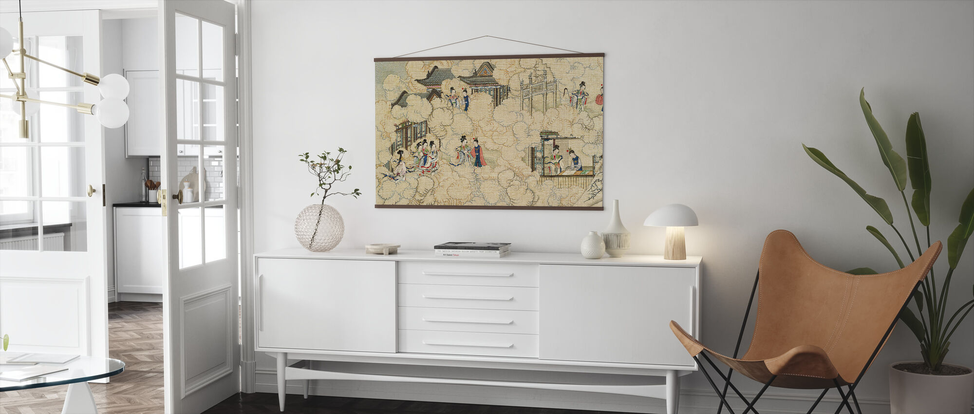 Dream of the Red Mansion - Poster - Living Room