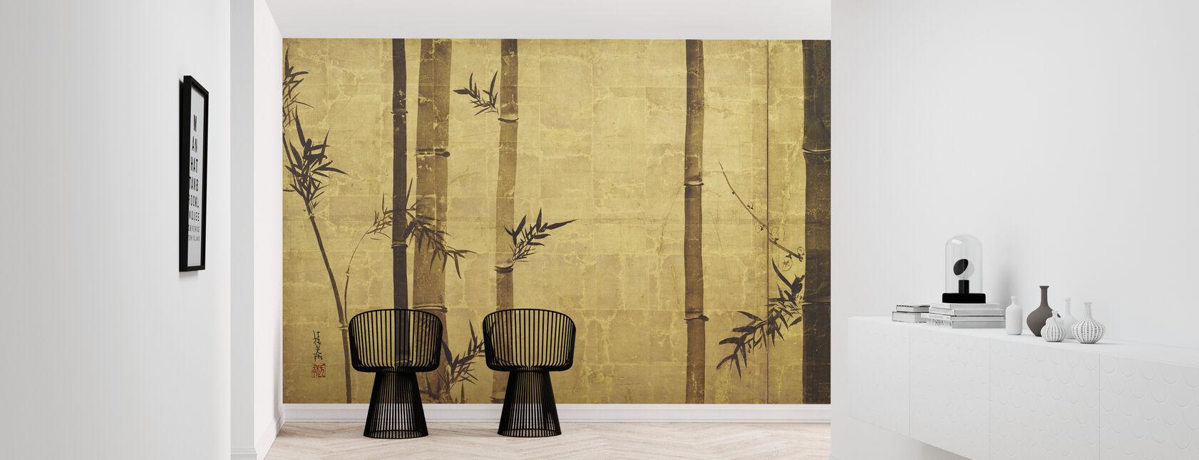 Bambus Zen - Tapet - Entré