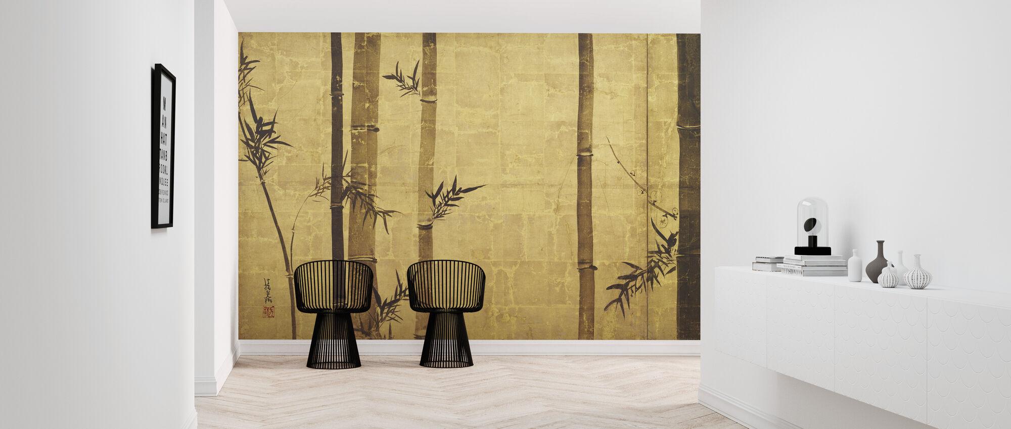 Bamboo Zen - Wallpaper - Hallway