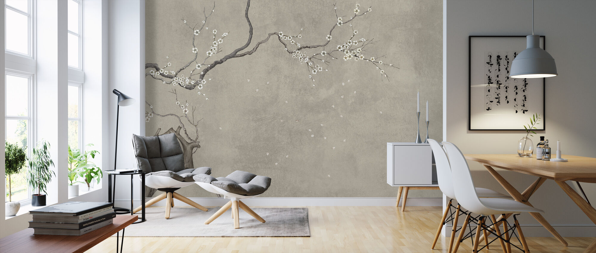 Chatoyer - Wallpaper - Living Room